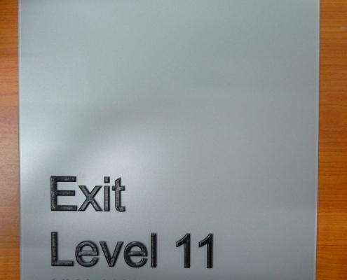 exit level 11