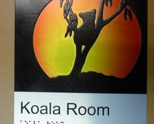 kindy koala room