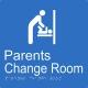 bob parents change room