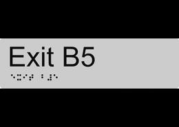 exit b5 50